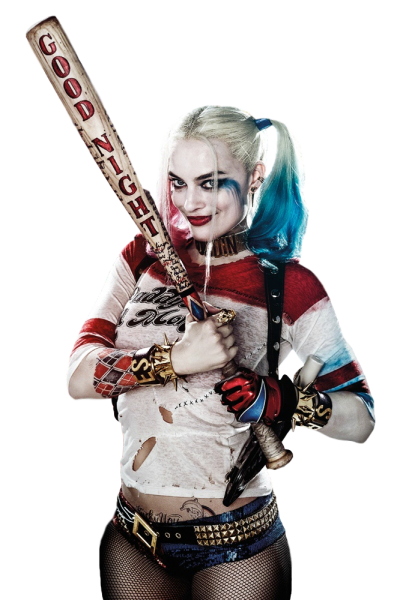 Harley Quinn PNG Photos