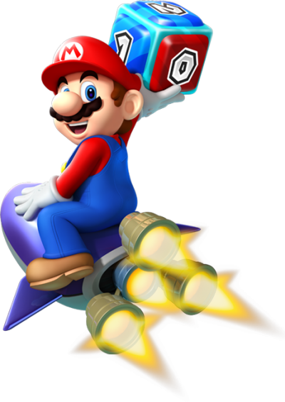 Mario Party PNG File