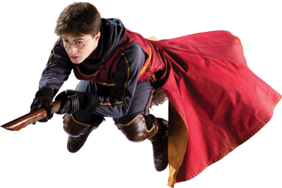 Harry Potter Broom Transparent PNG