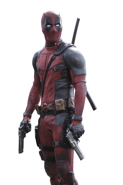 Deadpool File