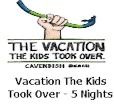 Vacation The Kids Took Over  5 Nights   CavendishLodgeCottages