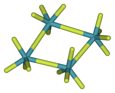 Molecular Structure PNG Photo