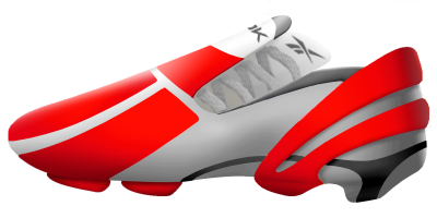 Soccer Shoe PNG Transparent Picture