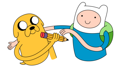 Adventure Time PNG HD