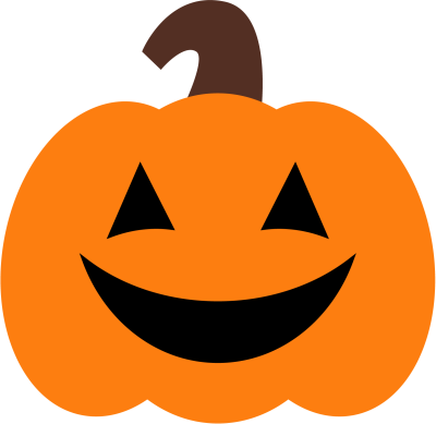 Happy Pumpkin Transparent Background