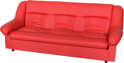 Red Sofa Png Image