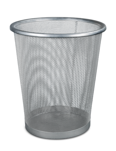 Waste Basket Image Free PNG HQ