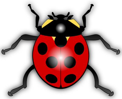 Cartoon Ladybug Clip Art
