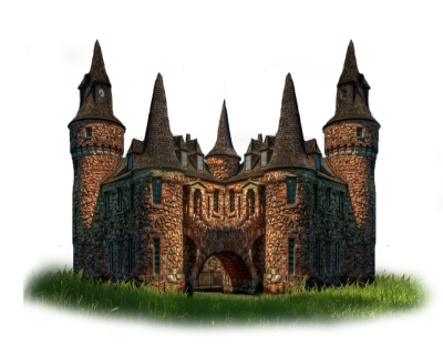 Fantasy Castle Photo