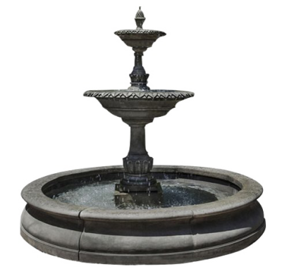Fountain Image Free PNG HQ