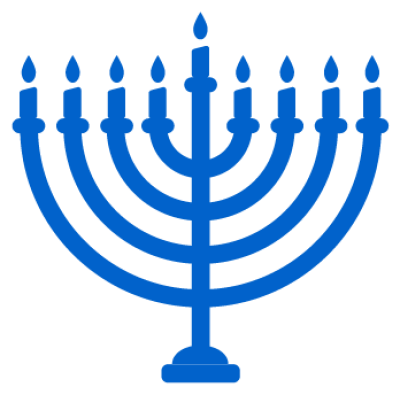 blue-menorah-hanukkah