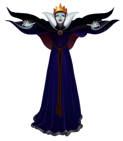 Evil Queen PNG Transparent Image