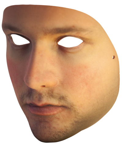 Mask Transparent Background