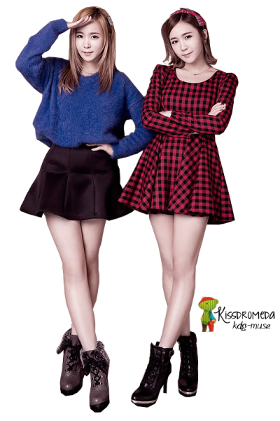 Twins PNG Photos