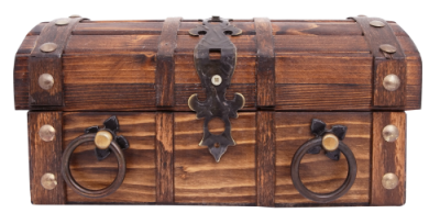 Treasure Chest Free Transparent Image HD