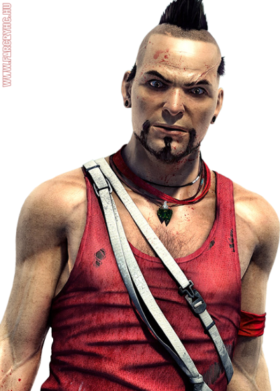 Far Cry PNG File