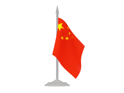 China Flag Transparent