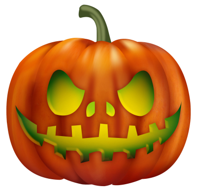 Halloween Pumpkin File