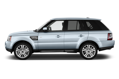 Land Rover Range Rover Sport Transparent Background