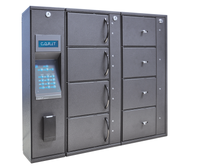 Electronic Locker Safe PNG HD