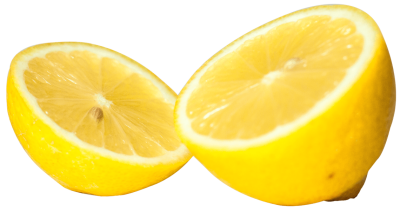 freshly-cut-half-lemon