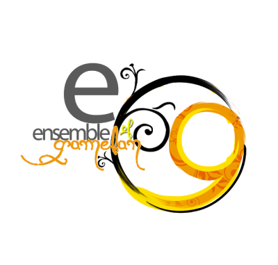 Product Gamelan Brand Ensemble Design Logo Musical