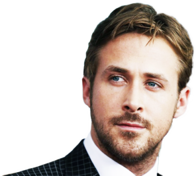 Ryan Gosling Transparent PNG