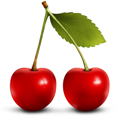 Cherry Vector Transparent Image