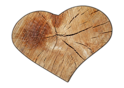Love Wood PNG Free Download