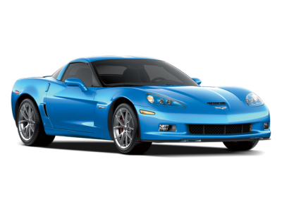 Corvette Car Transparent Image