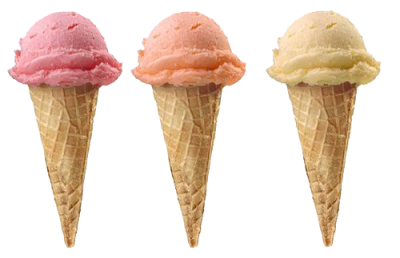 Ice Cream Cone Clipart