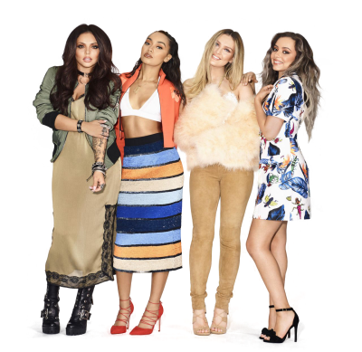 Little Mix PNG HD