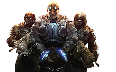 Gears of War PNG Clipart