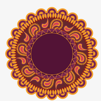 India Border, Ten Wins Festival, Decorative Pattern, Lace PNG and ...