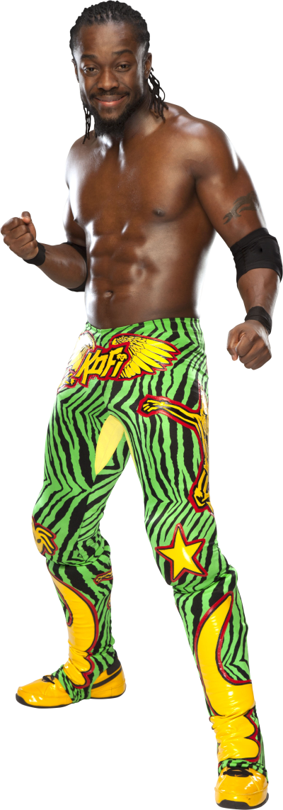 Kofi Kingston Transparent Image