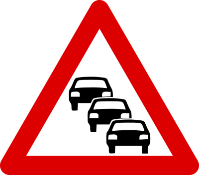 traffic-queue-warning-road-sign