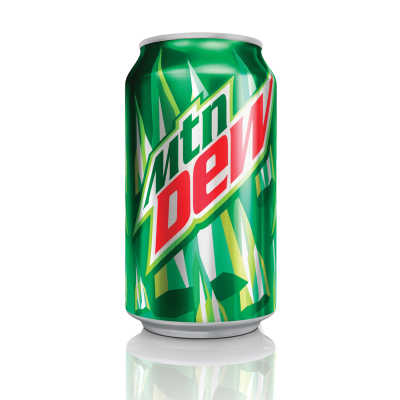 Mountain Dew Transparent Background