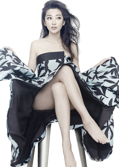 Fan Bingbing PNG Free Download