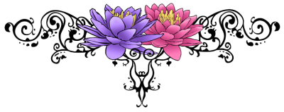 Flower Tattoo Free Png Image