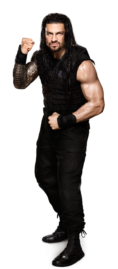 Roman Reigns Style Png