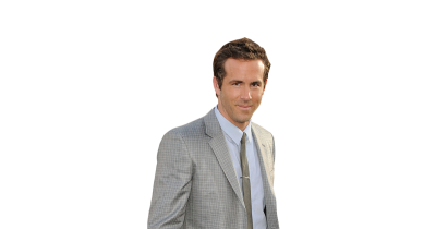 Ryan Reynolds PNG Photos