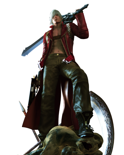 Devil May Cry PNG Pic