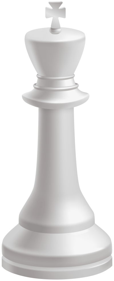 king-white-chess-piece
