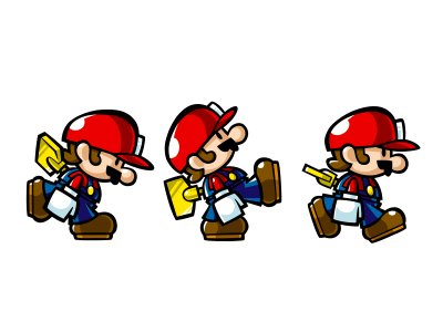 Mario Vs Donkey Kong Transparent Images PNG