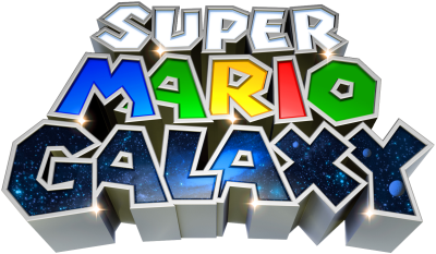 Super Mario Logo PNG HD