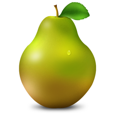 Pear Icon PNG