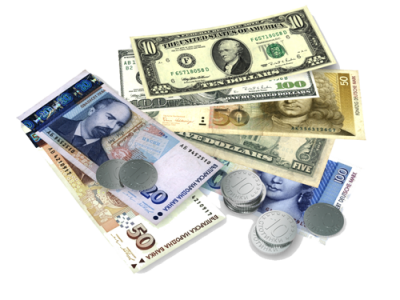 Currency PNG Image High Quality