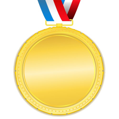Gold Medal PNG Free Download