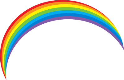 Rainbow-background-transparent