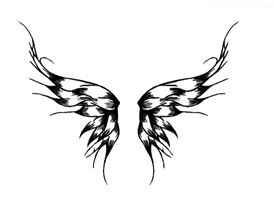 Wings Tattoos Png Picture